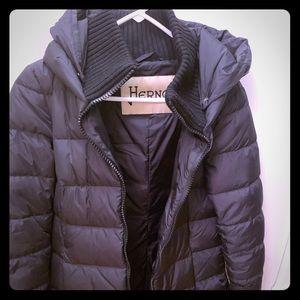 Herno down polar tech jacket